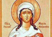 Kazatelka Mari Magdalena
